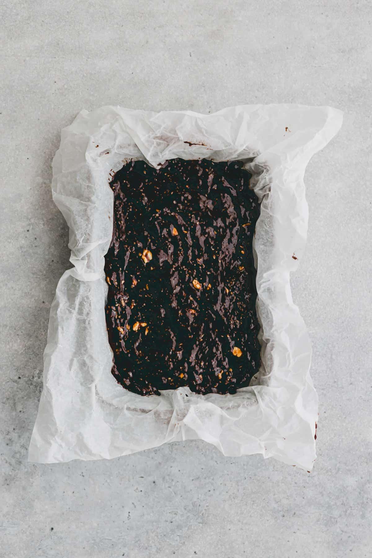 Gesunde Brownies Rezept Schritt-6