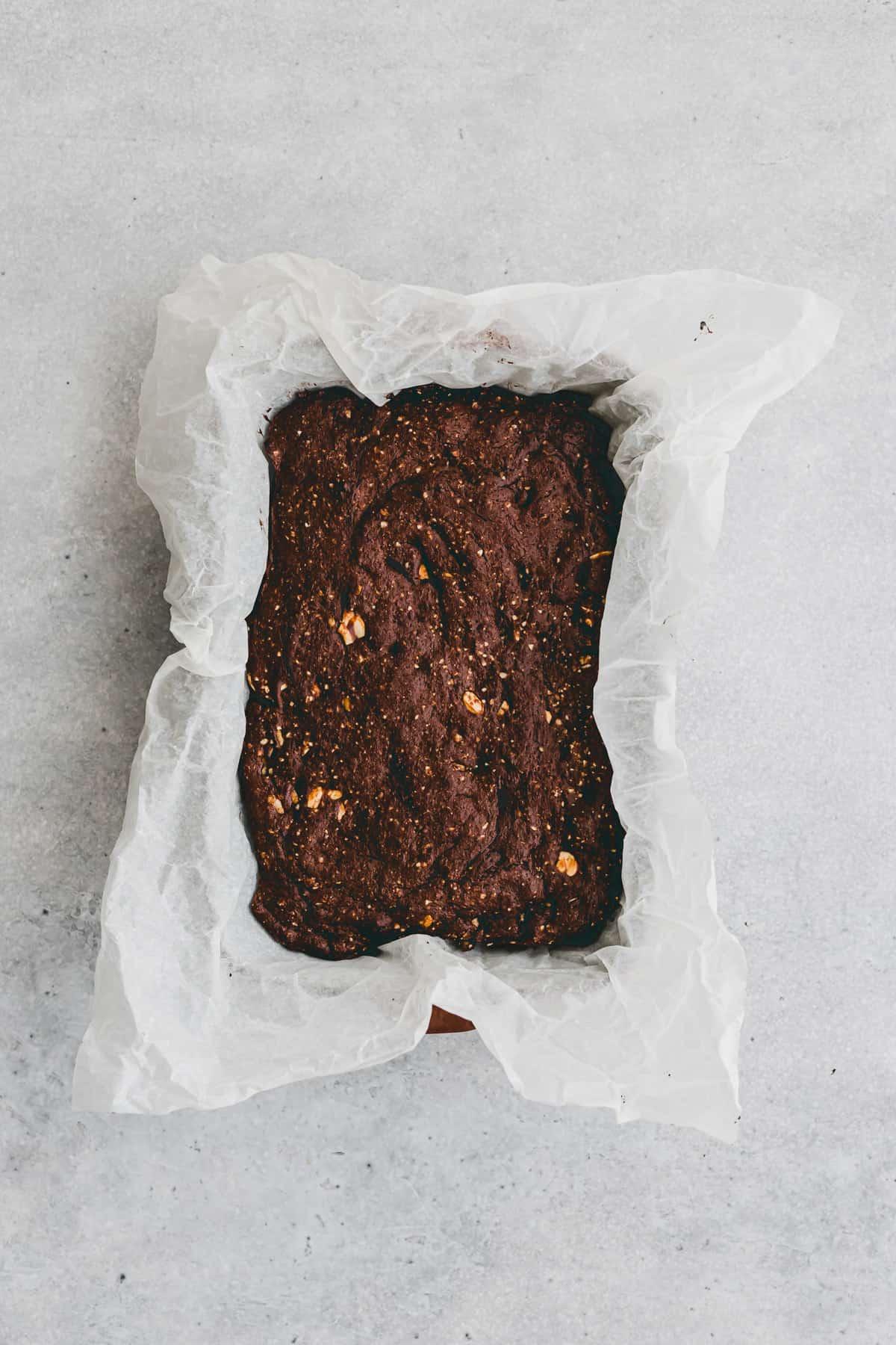 Gesunde Brownies Rezept Schritt-7