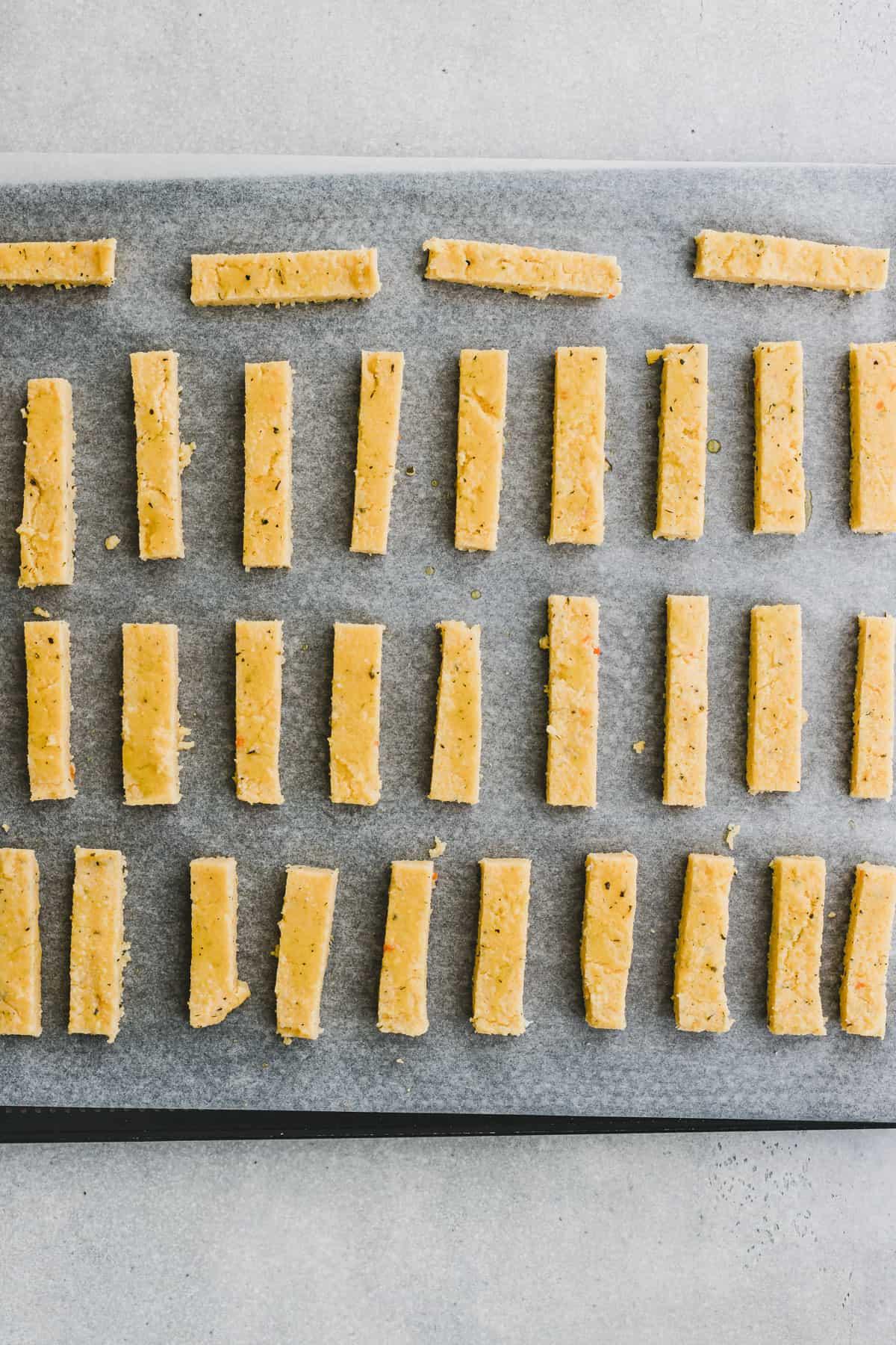 Polenta Pommes Rezept Schritt-5