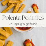 polenta pommes pinterest pin