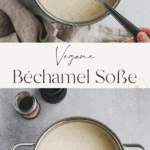 vegane bechamelsauce pinterest pin 1