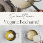 vegane bechamelsauce pinterest pin 2