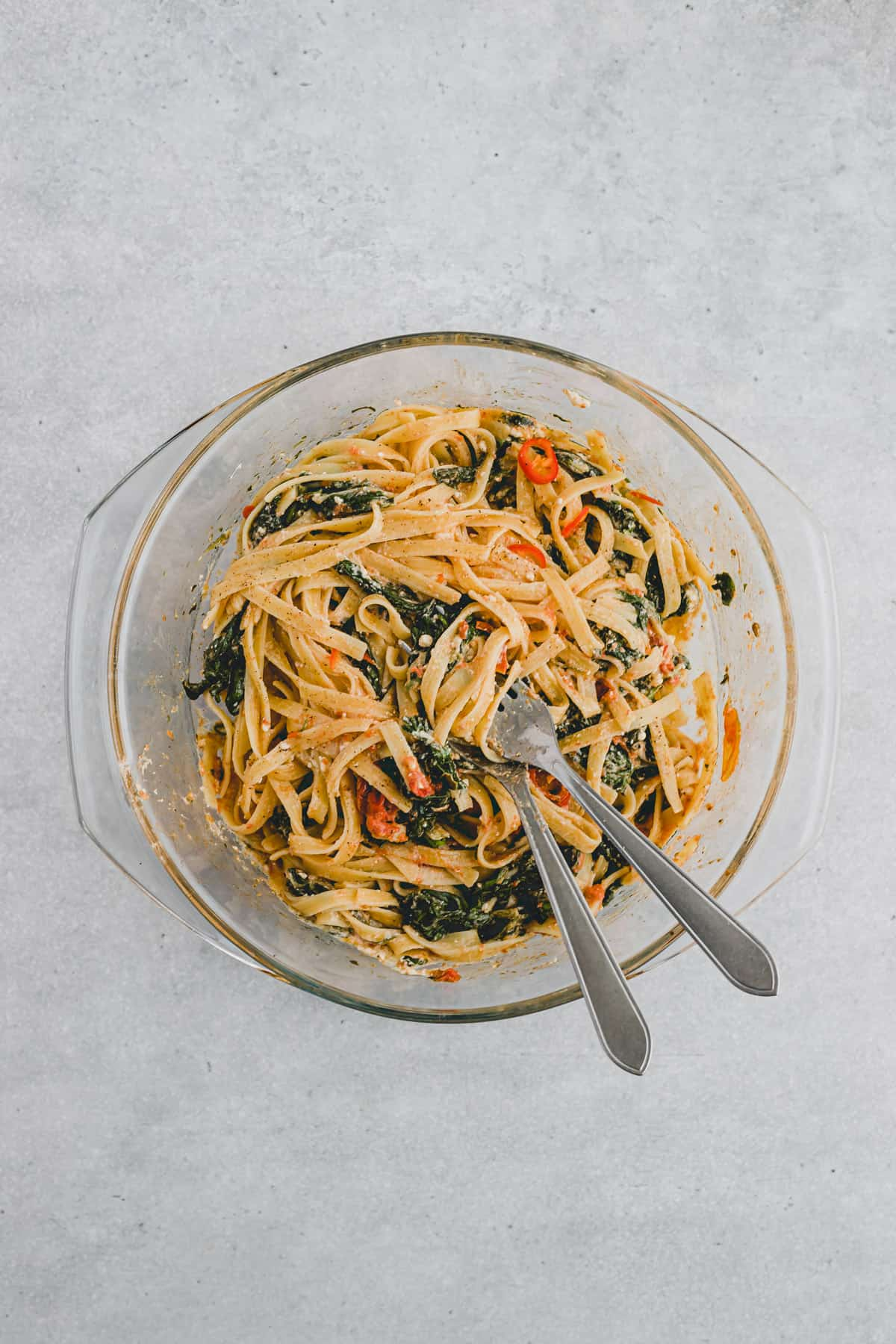 baked feta pasta recipe step 4