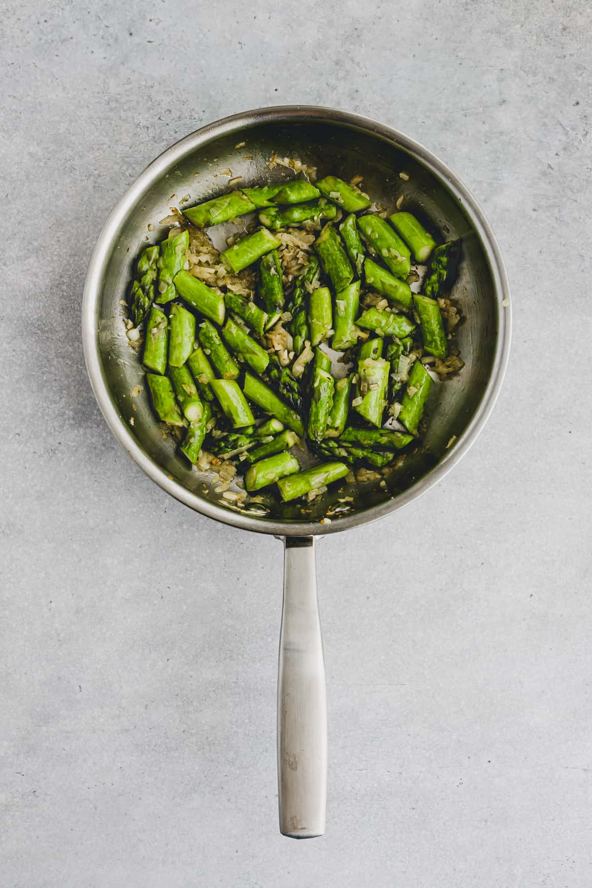 Asparagus Carbonara Recipe Step-5