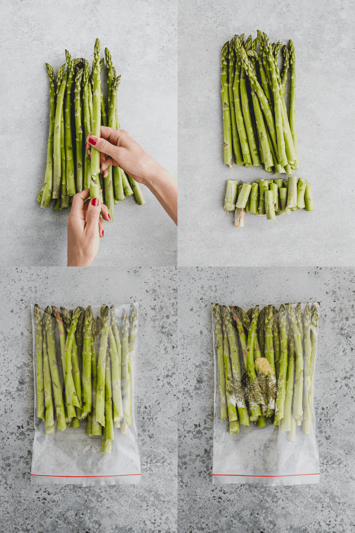 How To Grill Asparagus Recipe Step-1-4