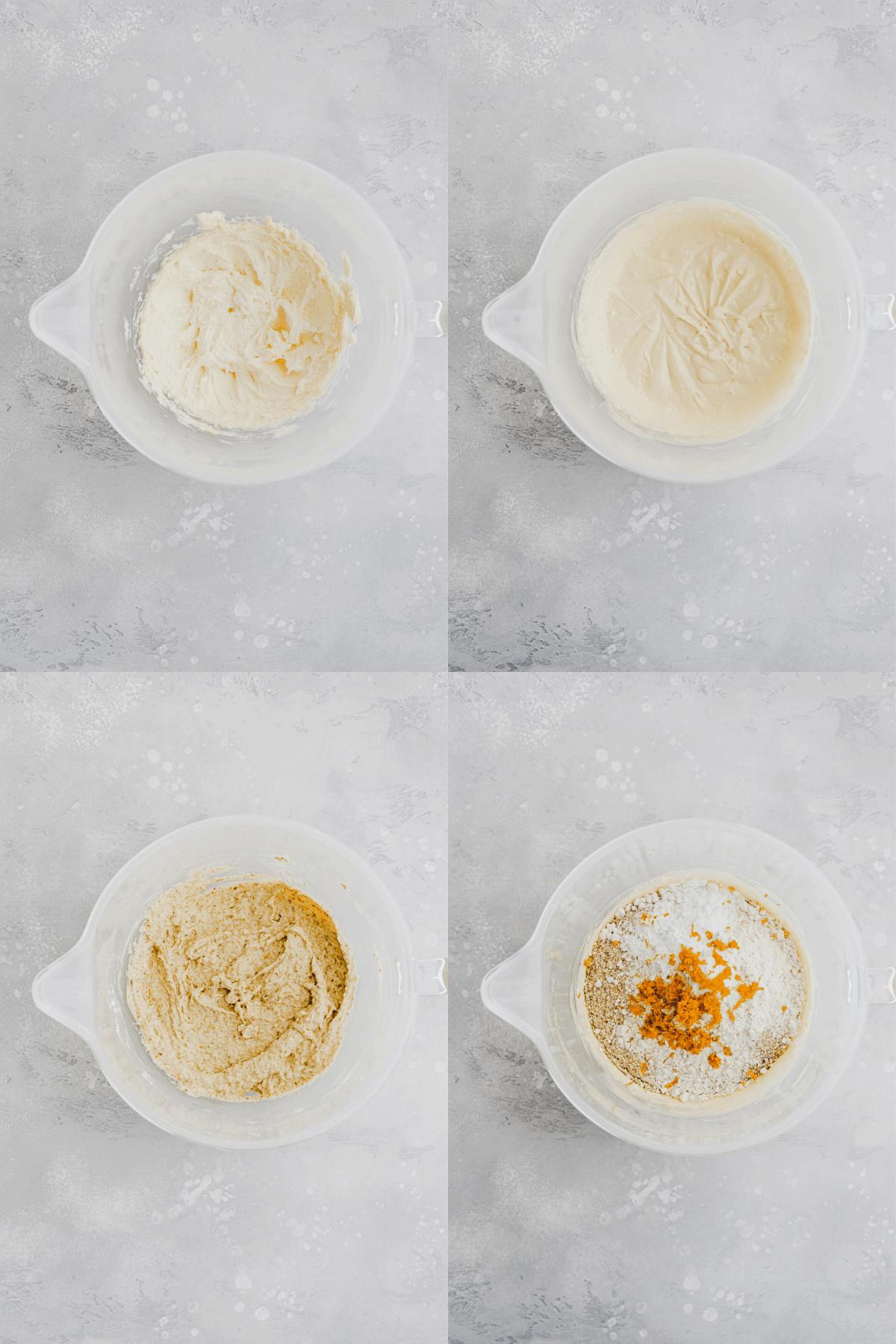 Rhubarb Almond Cake Recipe Step-2-5