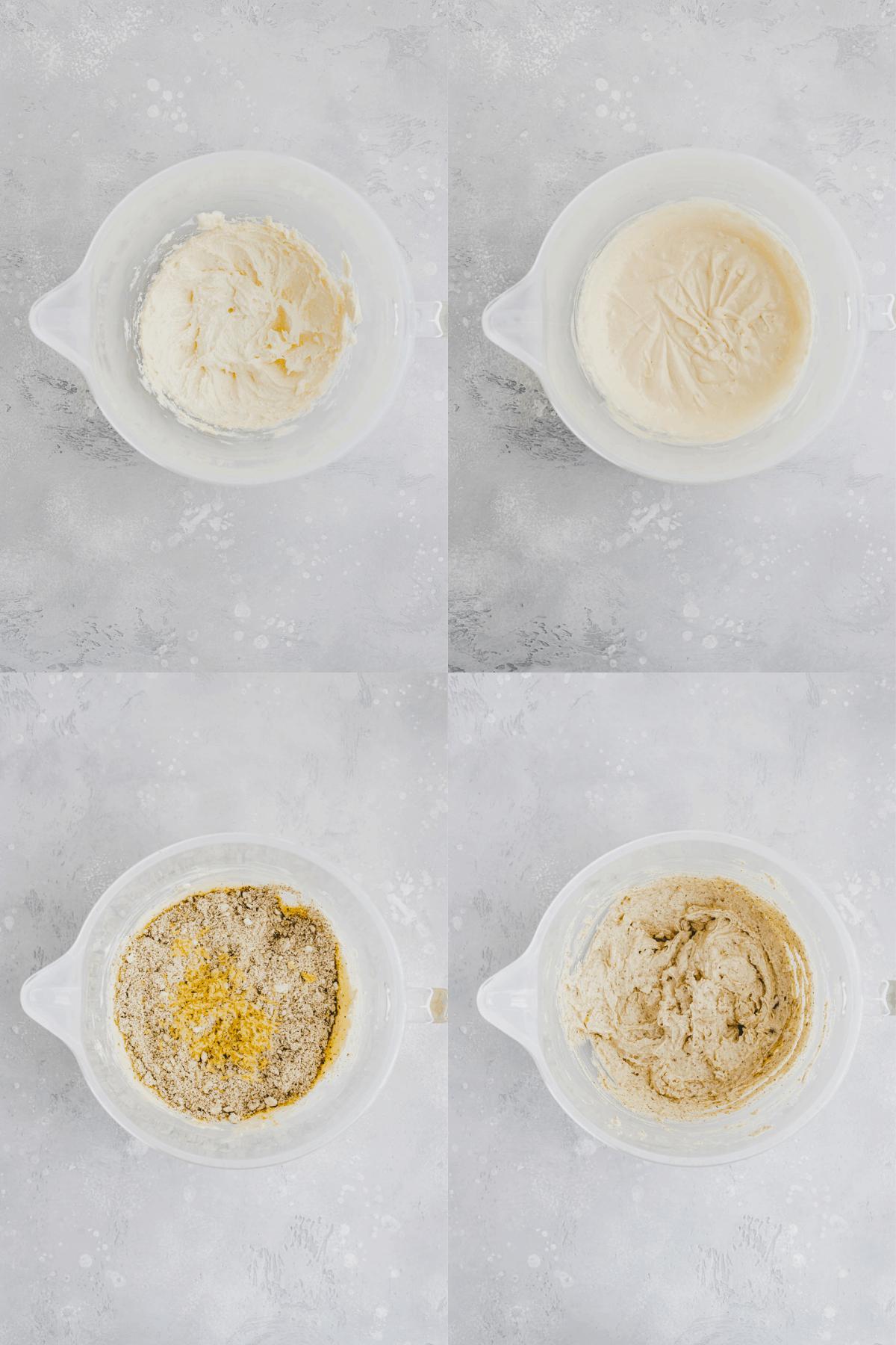 Strawberry Almond Cake Recipe Step-2-5