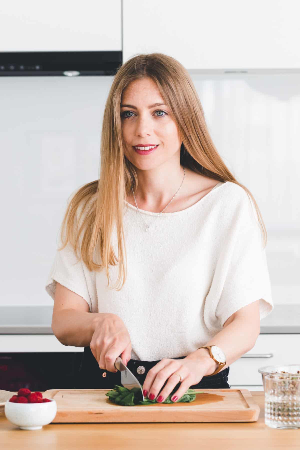 Aline Cueni, Owner & Founder of Aline Made