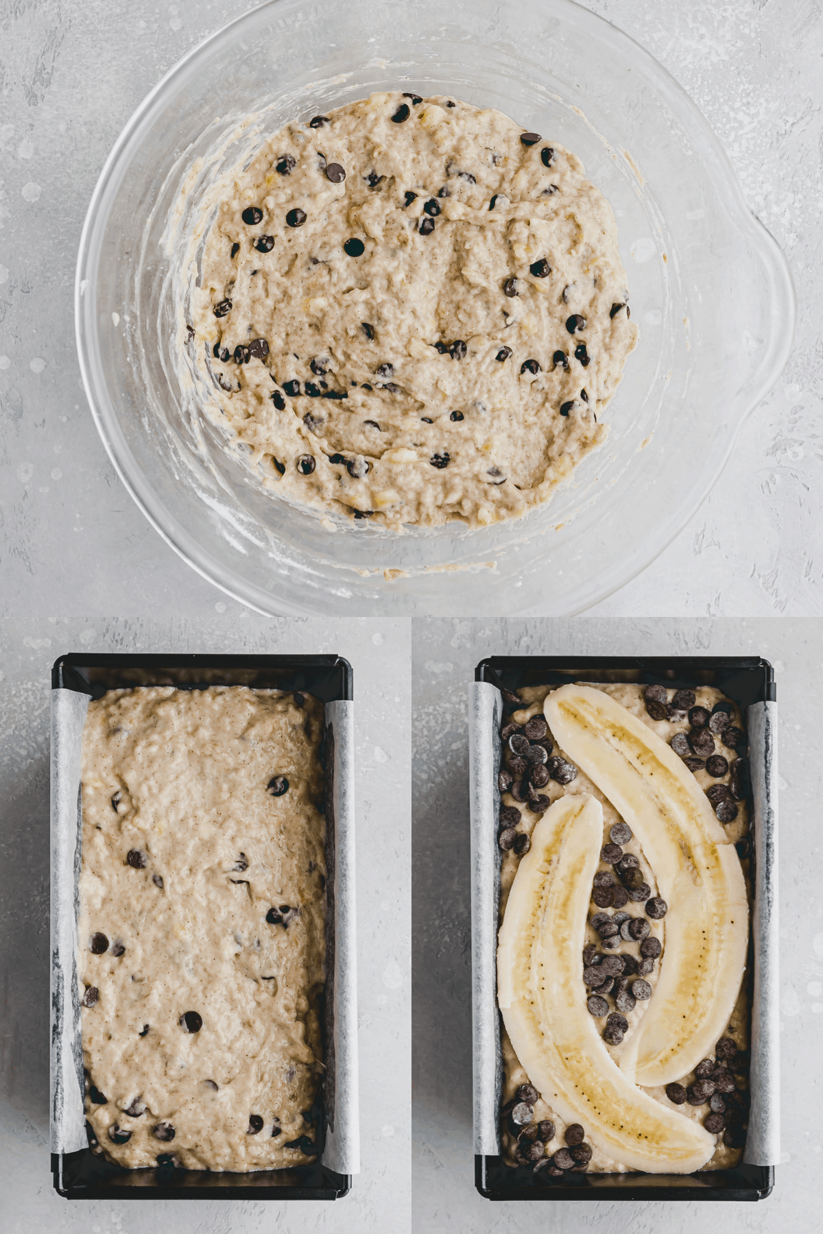 Vegan Banana Bread Recipe Step-6-8